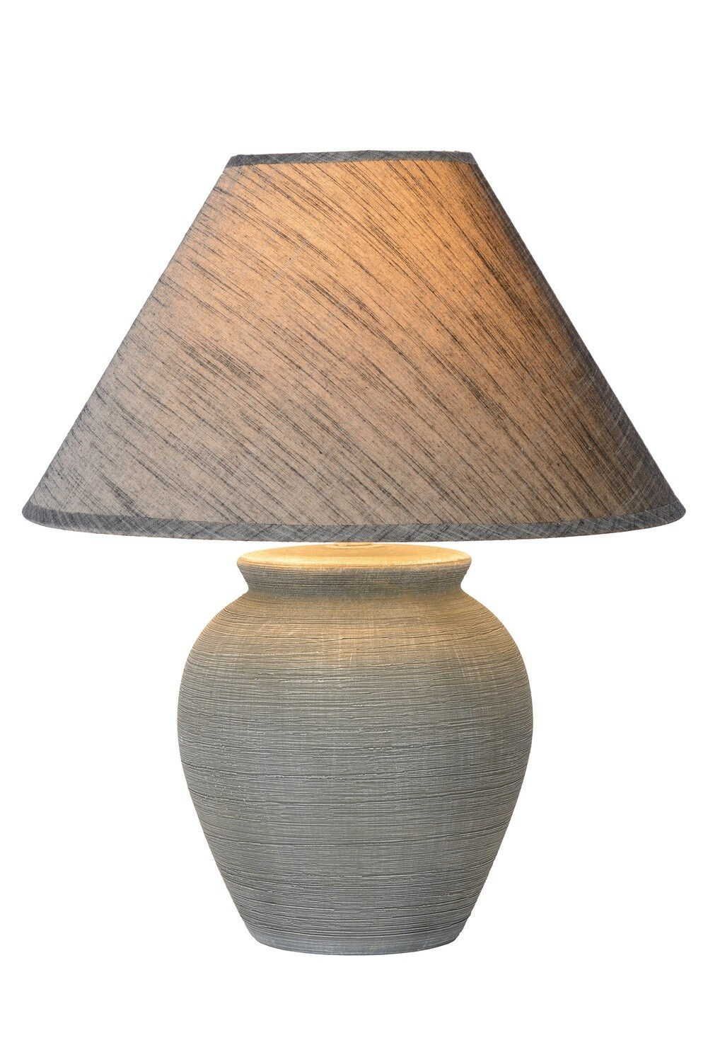 RAMZI Table lamp Ø 35 cm 1xE27 Grey