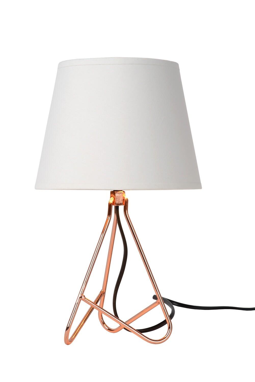 GITTA Table lamp Ø 17 cm 1xE14 Copper