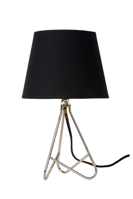 GITTA Table lamp Ø 17 cm 1xE14 Chrome