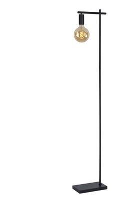 LEANNE Floor  lamp 1xE27 Black
