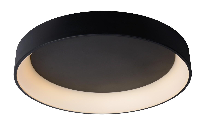 TALOWE LED  Flush ceiling light  Ø 80 cm  LED Dimmable 1x80W 3000K Black