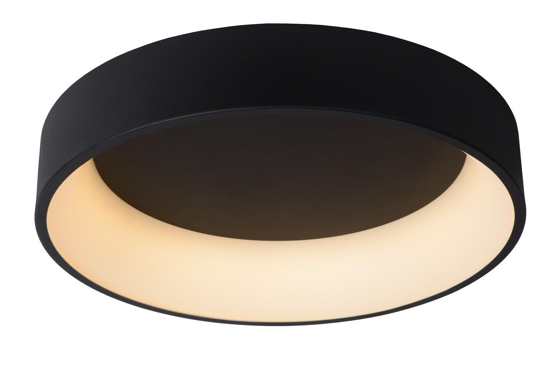 TALOWE LED  Flush ceiling light  Ø 60 cm  LED Dimmable 1x42W 3000K Black