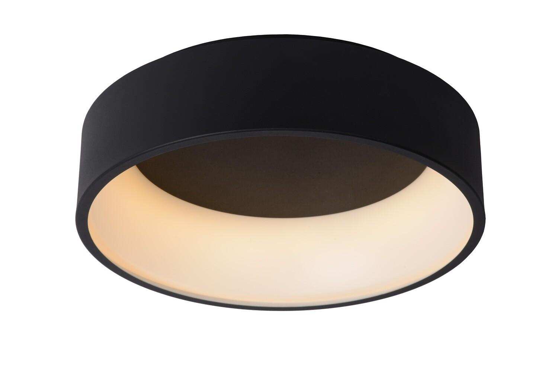 TALOWE LED  Flush ceiling light  Ø 45 cm  LED Dimmable 1x30W 3000K Black