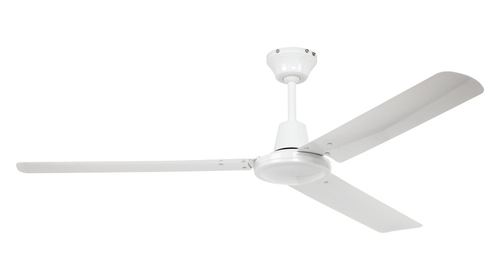 Tristar II 140 WE ceiling fan by CASAFAN Ø140 white
