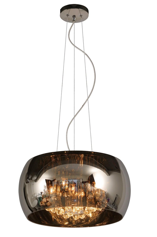 PEARL Pendant light Ø 40 cm 5xG9 - Chrome