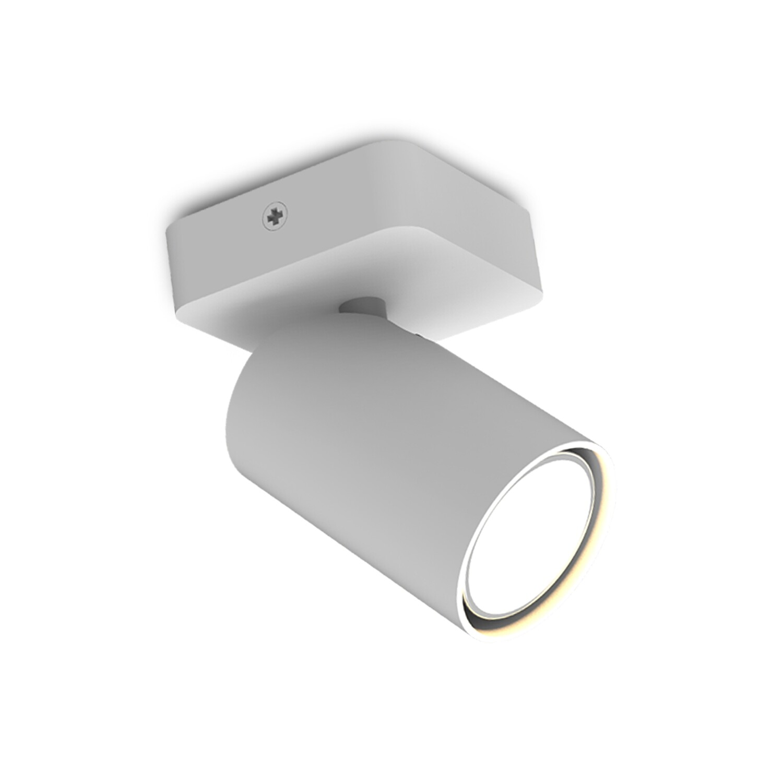 Sal 1 Light Spotlight GU10, White