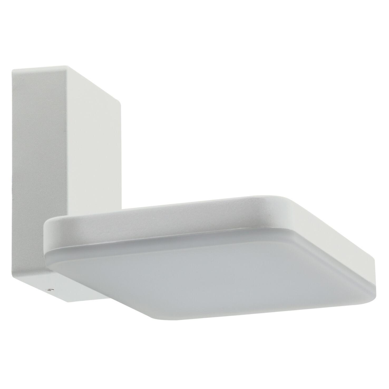 Wall Bracket Izaro 8W LED, 3000K, 712lm IP54, White