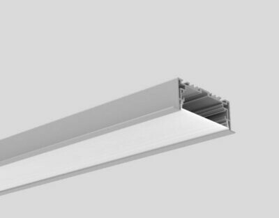 Linear recessed luminare PRO LE9435 607mm 18W 1311lm DIMMABLE
