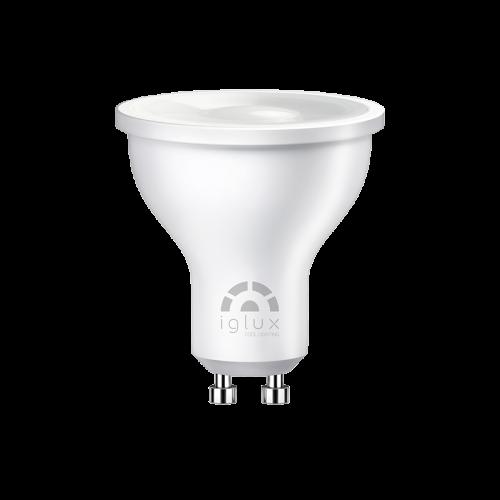 GU10-LED 8W beam 120º 2700K (warm white) 570lm