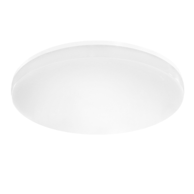 Becos 33cm Round 30W LED 3000K 2900lm White IP65