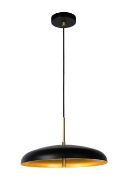 ELGIN Pendant light Ø 38cm 3xG9 Black/Gold