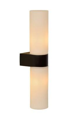 JESSE Wall light  2xG9 IP44 Black