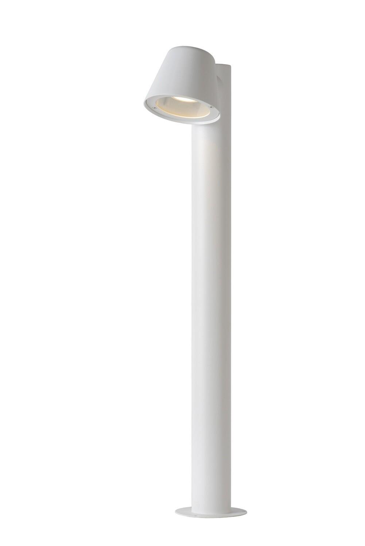 DINGO Bollard light Outdoor H 70cm 1xGU10 IP44 White
