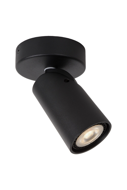 XYRUS - Ceiling spotlight  Ø 9 cm  LED Dim to warm 1x5W 2200K/3000K - Black
