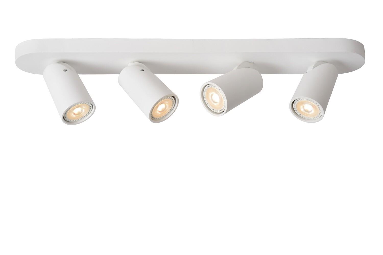 XYRUS - Ceiling spotlight  Ø 9 cm  LED Dim to warm 4x5W 2200K/3000K - White