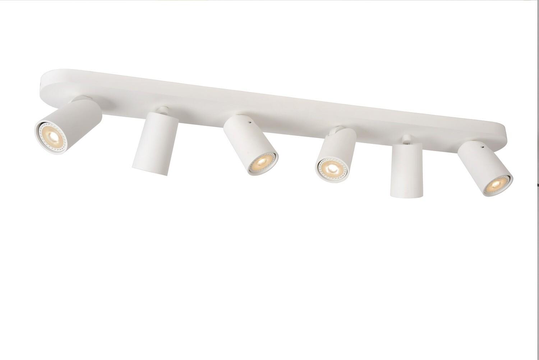 XYRUS - Ceiling spotlight  Ø 9 cm  LED Dim to warm 6x5W 2200K/3000K - White