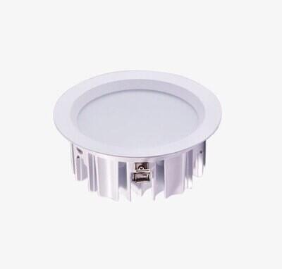 DWEF professional LED downlight Ø225 24W White IP54