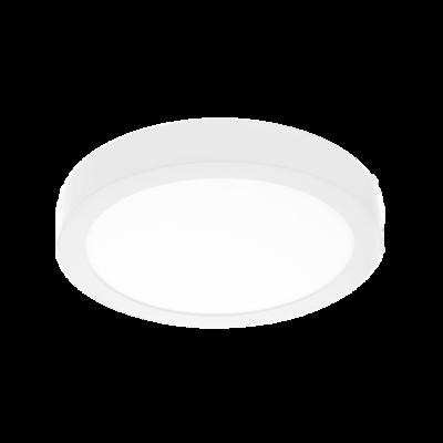 SUPERFICIE ROUND Ø220 surface downlight 18W IP43 white
