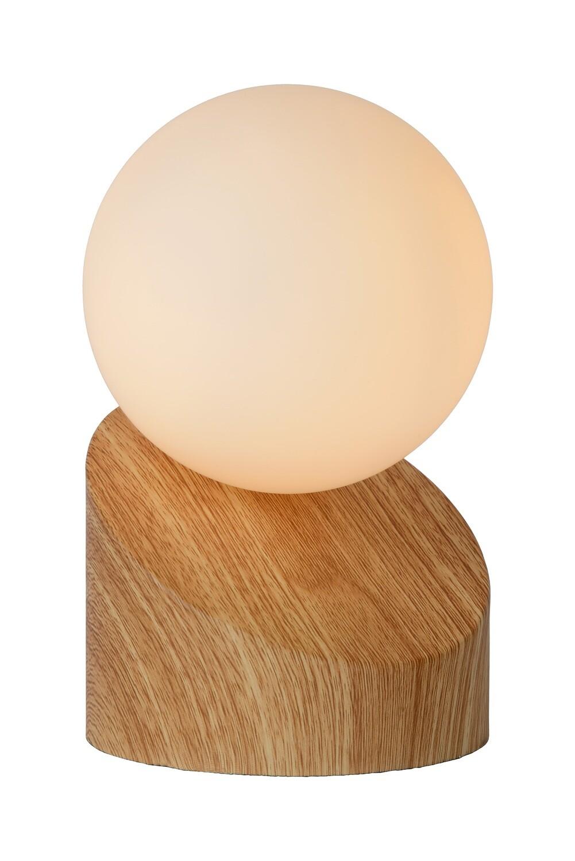 LEN Table lamp Ø 10cm 1xG9 Light Wood