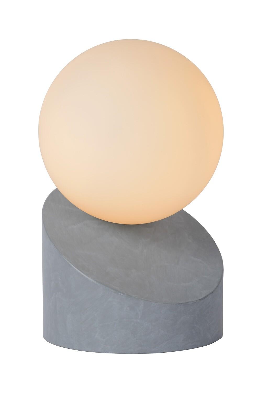 LEN Table lamp Ø 10cm 1xG9 Grey