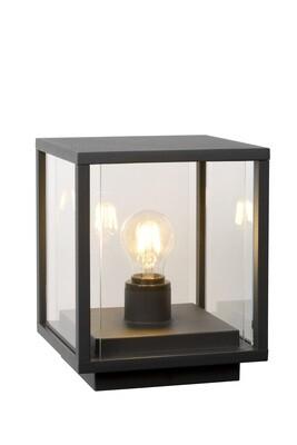 CLAIRE Column luminaire 1xE27 IP54 Anthracite