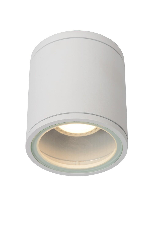 AVEN Ceiling spotlight IP65  Ø 9 cm 1xGU10 White