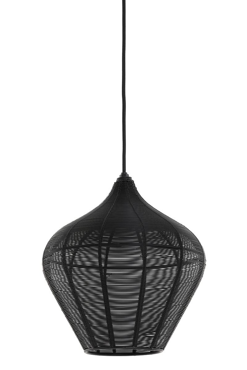 VARO Hanging lamp Ø27x29.5 cm matt black
