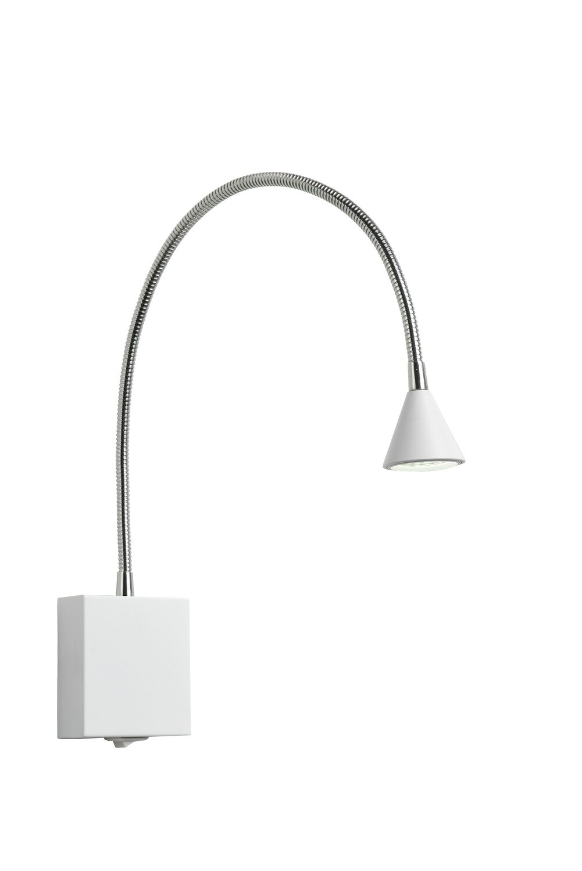 BUDDY Bedside lamp LED 1x3W 4000K White