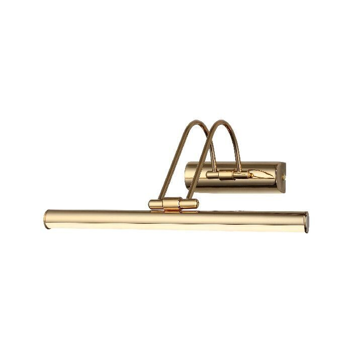 Pona S Picture Wall Lamp,  6W, 3000K, 630lm Gold