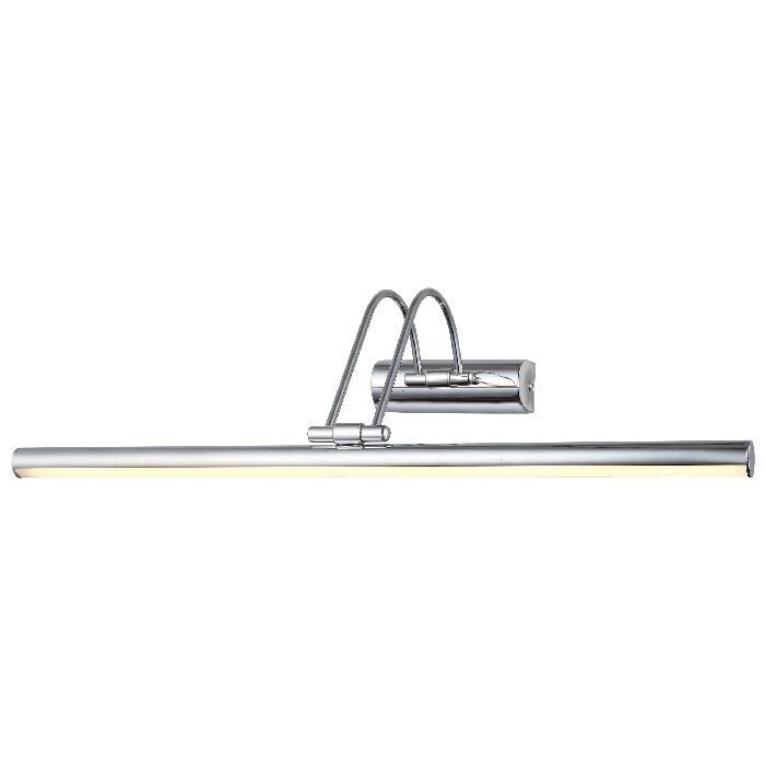Pona L Picture Wall Lamp,  9W, 3000K, 630lm Chrome