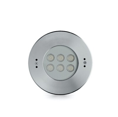 POOL MEDIUM recessed LED Pool Light 24W IP68 RGB