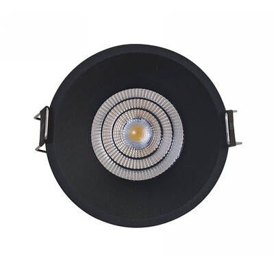BANIA LED Spot-light 10W Black dimmable