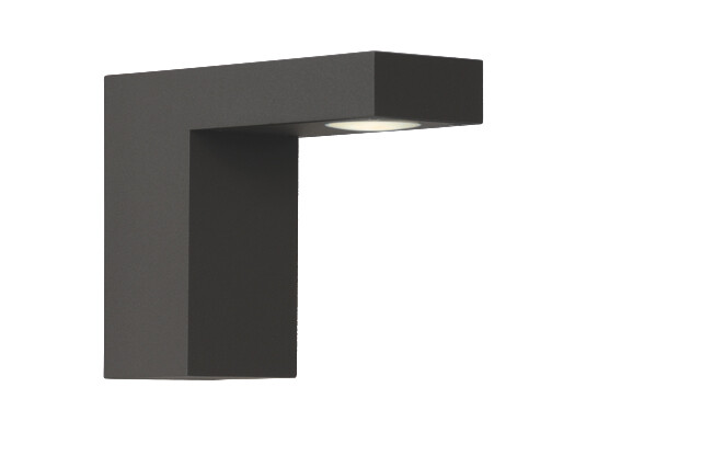 TEXAS Wall Light Outdoor LED 1x8W 3000K IP54 Anthracite