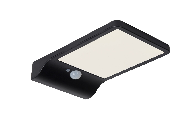 BASIC  SOLAR Wall light Outdoor LED 1x3W 2700K IP44 Black
