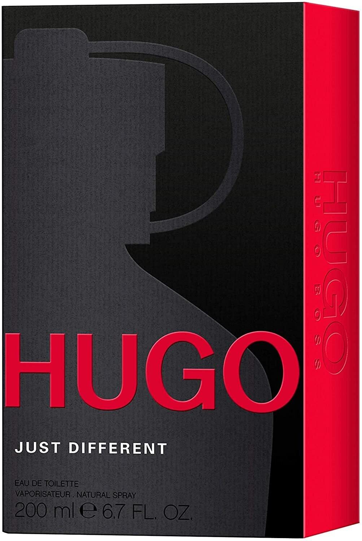 هوجو بوص جست ديفيرانت للرجال - أو دو تواليت، 200 مل