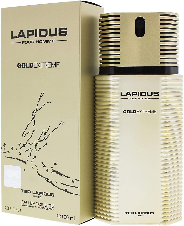 تيد لابيدوس جولد اكستريم للرجال 100 مل - أو دى تواليت
