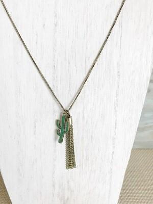 Cactus Tassel - long style