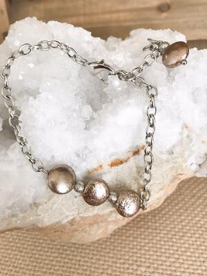 Soft Gold Bead