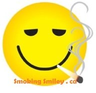 Smoking Smiley