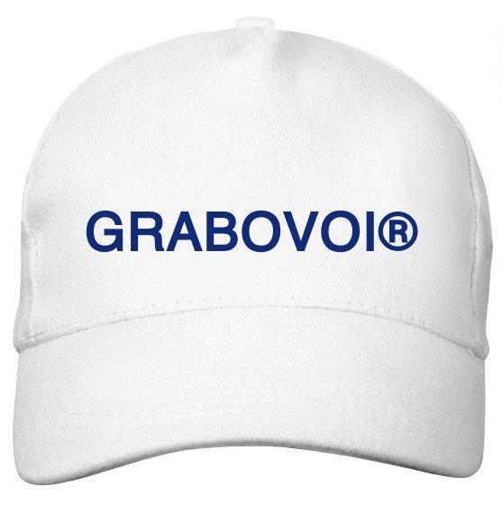 Кепка с товарным знаком GRABOVOI®