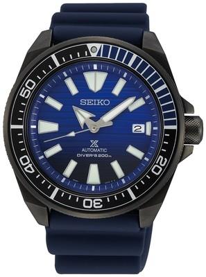 Seiko Prospex «Save the Ocean» Black