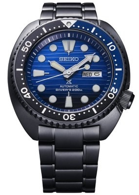 """Seiko Prospex """"Save The Ocean"""" Special Edition Automatic Divers"""