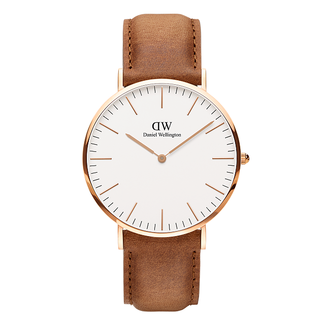 DANIEL WELLINGTON CLASSIC | 40MM DURHAM