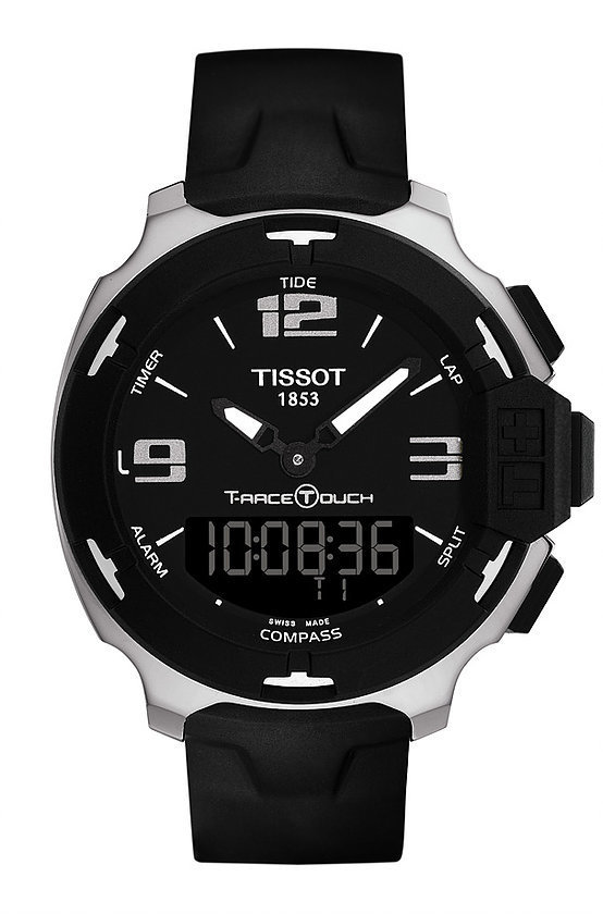TISSOT T-RACE TOUCH STEEL