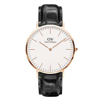 DANIEL WELLINGTON CLASSIC | 40MM READING