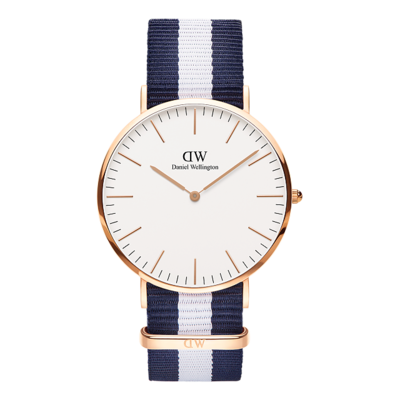 DANIEL WELLINGTON CLASSIC | 40MM GLASGOW