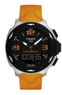 TISSOT T-RACE TOUCH STEEL