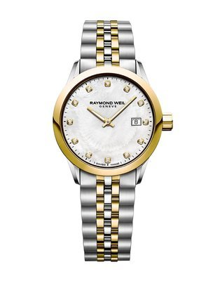 Raymond Weil Freelancer Bico Diamanter Dame