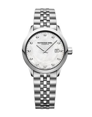 Raymond Weil Freelancer Diamanter Dame