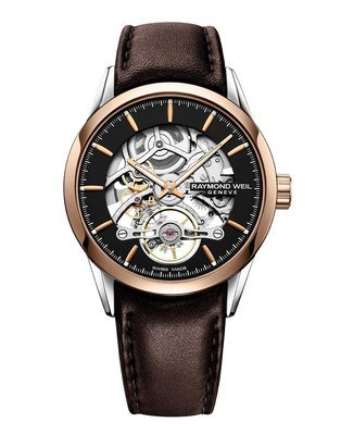 Raymond Weil Freelancer Automatic Skeleton